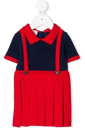 Gucci Pinafore knit dress
