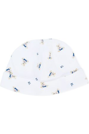 Ralph Lauren Bear print hat