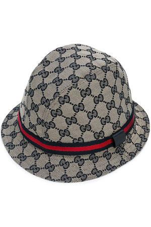 Gucci GG logo hat - Neutrals