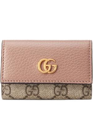 Gucci Women Purses & Wallets - GG Marmont leather key case