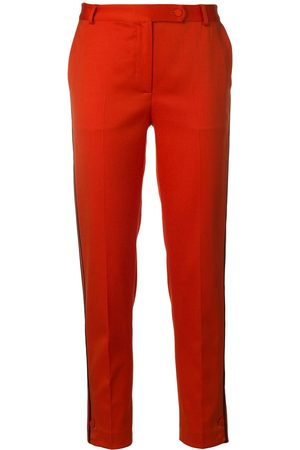 Styland Cropped tailored suit trousers