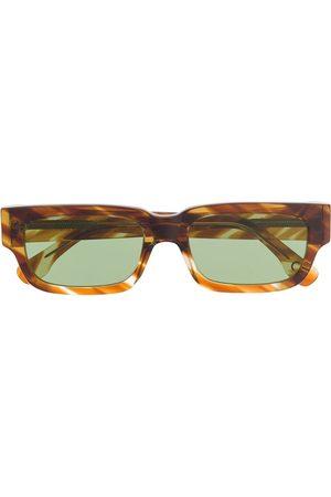 Retrosuperfuture Sunglasses - Roma angular sunglasses