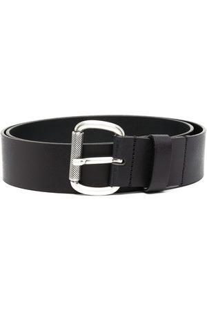 Diesel Buckled leather belt