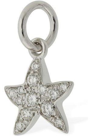 Dodo 18kt Stella Marina Charm W/ Diamond