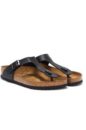 Birkenstock Women Sandals - Gizeh Birko-Flor Womens Sandals