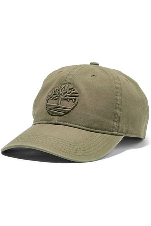Timberland Soundview cotton canvas cap for men in dark dark , size one