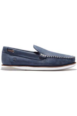 Timberland Atlantis break venetian shoe for men in navy navy, size 7