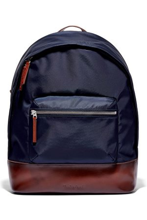 Timberland Alderbrook classic backpack in navy navy unisex, size one