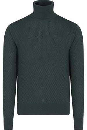 Dolce & Gabbana Turtleneck cashmere-blend jumper