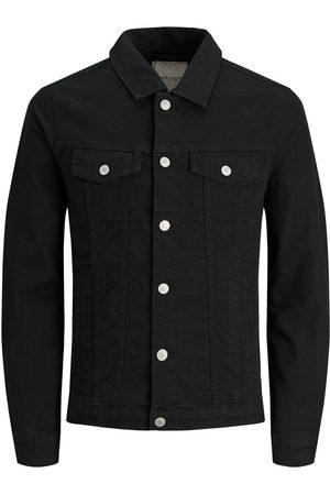 Jack & Jones Men Denim Jackets - Alvin Akm 528 Sts Denim Jacket