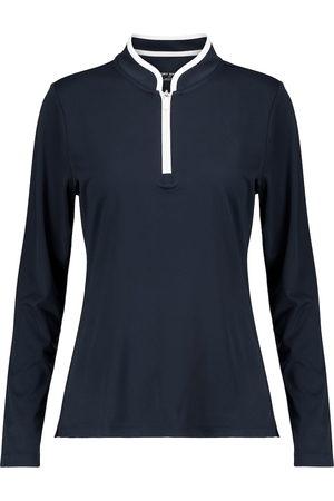 Tory Sport Women Cardigans - Zip-up jersey top
