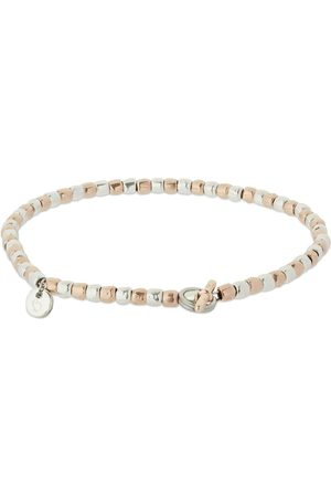 Dodo Mini Granelli Two Tone Chain Bracelet