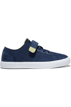 Timberland Newport bay sneaker for youth in navy navy kids, size 2.5