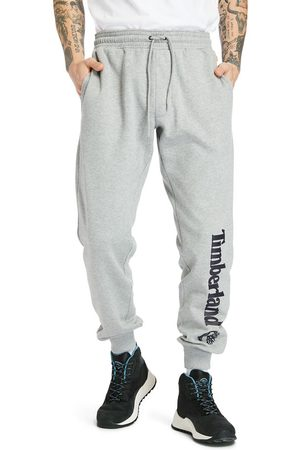 Timberland Logo sweatpants for men in , size l