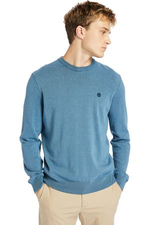 Timberland Garment-dyed sweatshirt for men in navy navy, size 3xl