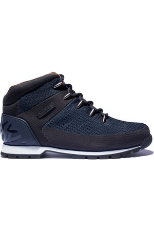 Timberland Euro sprint mid hiker for men in navy navy, size 6.5