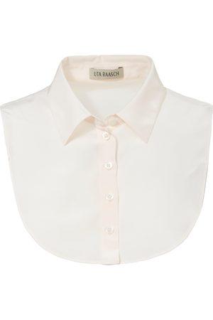 Uta Raasch Blouse collar made of 100% silk pale size: 001