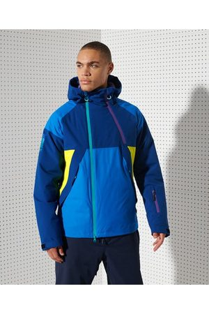 Superdry Sport Steeze Dual Zip Jacket