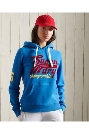 Superdry Collegiate Cali Graphic Hoodie