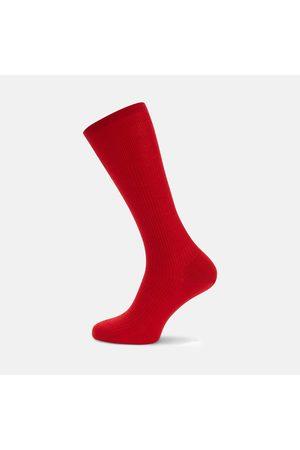 Turnbull & Asser Mid-Length Merino Wool Socks