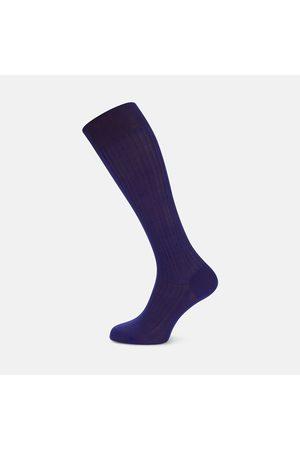 Turnbull & Asser Long Cotton Socks