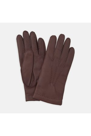 Turnbull & Asser Hairsheep Leather Gloves