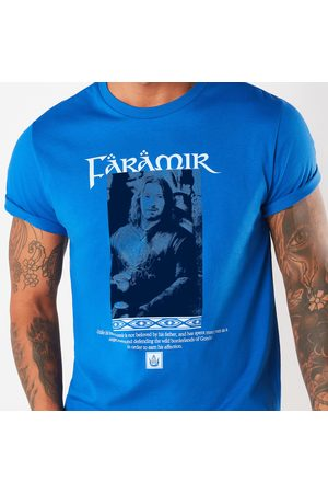 Men T-shirts - Lord Of The Rings Faramir Of Rohan Men's T-Shirt