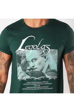 Men T-shirts - Lord Of The Rings Legolas Prince Of Mirkwood Men's T-Shirt