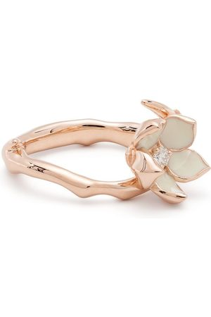 Shaun Leane Cherry Blossom diamond ring