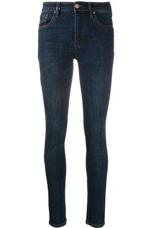 Armani Women Skinny - Mid-rise skinny jeans