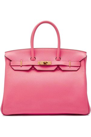 Hermès 2012 pre-owned Birkin 35 tote bag
