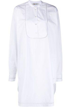 PORTS 1961 Women Tunics - Open-work tunic shirt