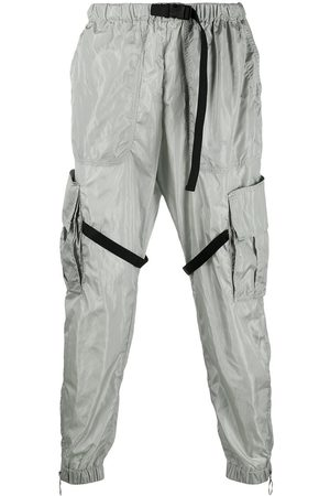OFF-WHITE Elasticated cargo pants