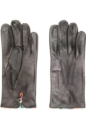 Paul Smith Men Gloves - Embossed logo gloves