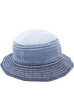Barrie Women Hats - Contrast stitching bucket hat