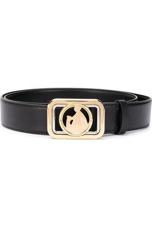 Lanvin Square buckle belt