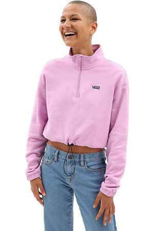 Vans Left Chest Half Zip Fleece