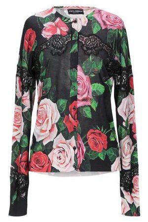 Dolce & Gabbana Women Cardigans - KNITWEAR - Cardigans