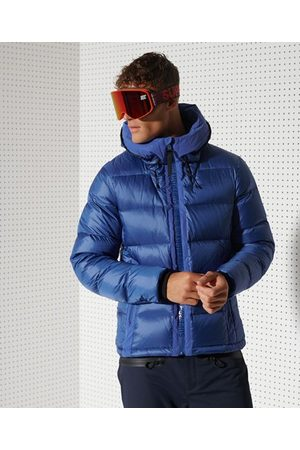 Superdry Men Jackets - Sport Mountain Pro Racer Puffer Jacket