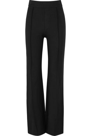 Spanx Women Stretch Trousers - Stretch-jersey Flared-leg Trousers