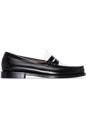G.H. Bass Heritage Larson Weejun leather loafers