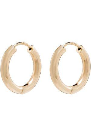 Adina Reyter 14kt yellow small hoop single earring