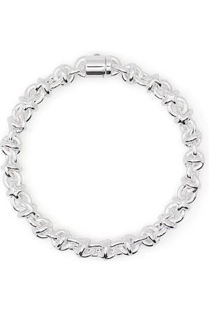 Le Gramme Bracelets - Polished entrelacs bracelet