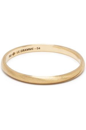 Le Gramme Rings - Polished bangle ring