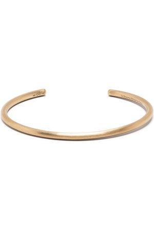 Le Gramme 18kt yellow 17g bangle bracelet