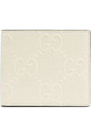 Gucci GG Supreme leather wallet