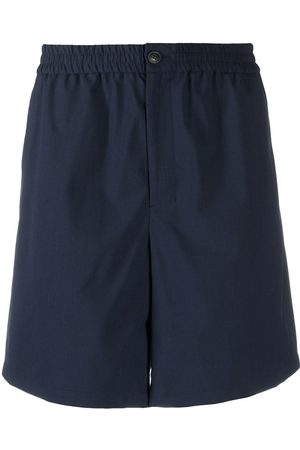 Ami Elasticated waist Bermuda shorts
