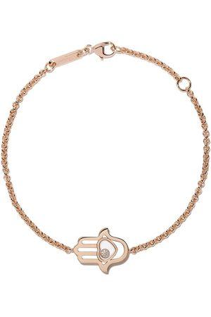 Chopard 18kt rose Good Luck Charms diamond bracelet
