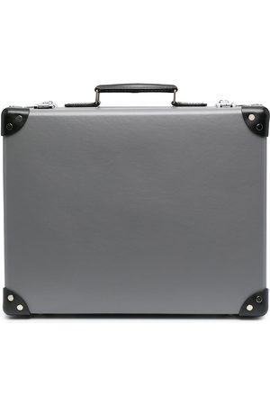 10 CORSO COMO Leather trunk suitcase