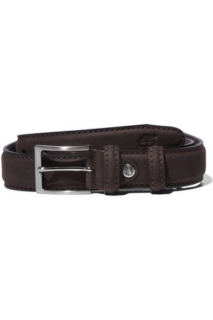 Timberland Nubuck leather belt for men in , size l